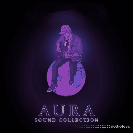 Todd Pritch Aura Sound Collection (Guitar Loop Kit)