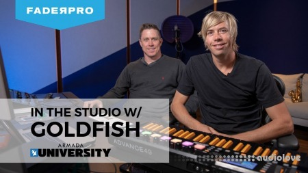 FaderPro In The Studio with Goldfish TUTORiAL