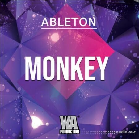 WA Production Future Bass Monkey WAV MiDi Synth Presets DAW Templates