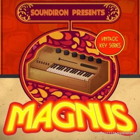 Soundiron Magnus Electric Chord Organ v1.0 KONTAKT
