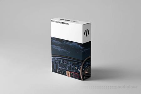 TopSounds Night Drive (MIDI Loop Kit) MiDi