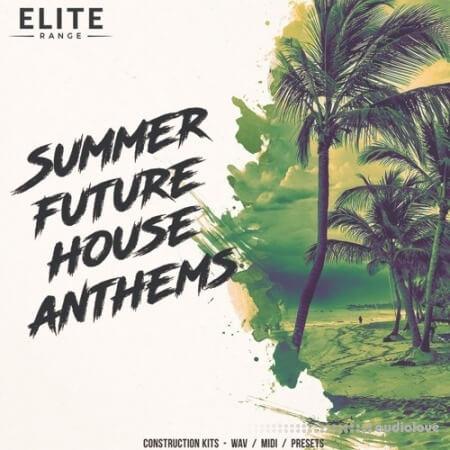 Mainroom Warehouse Summer Future House Anthems WAV MiDi Synth Presets