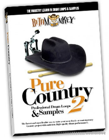 Beta Monkey Pure Country II WAV REX AiFF