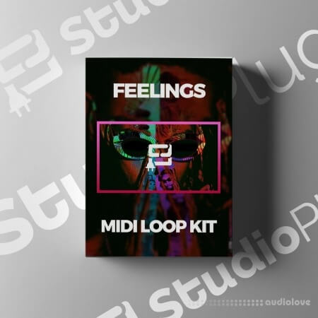 Studio Plug Canary Juelz Feelings (Midi Loop Kit)