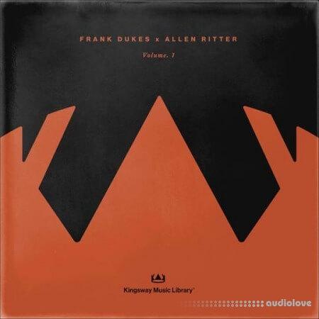 Kingsway Music Library Frank Dukes X Allen Ritter Vol.1 WAV