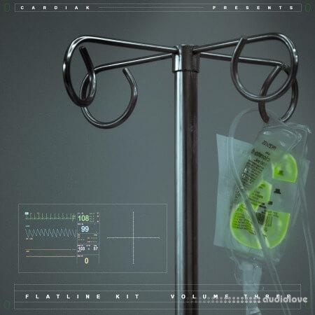 Cardiak The Flatline Kit Vol.3