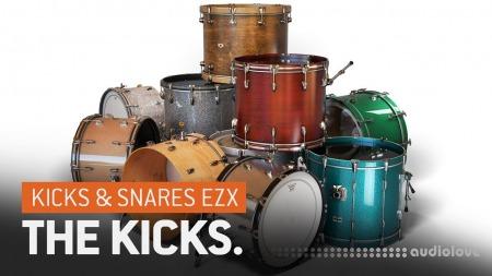 Toontrack Kicks and Snares EZX v1.0.0 EZDrummer Superior Drummer