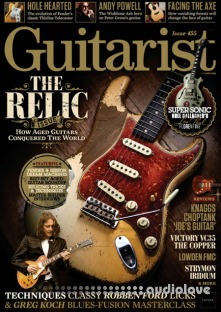 Guitarist – February 2020
