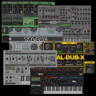 Togu Audio Line Plugins Bundle