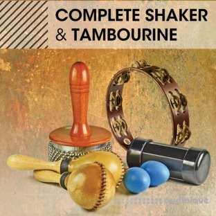 Noisefirm Complete Shaker and Tambourine