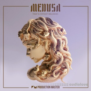 Production Master Medusa Trap and Hip Hop Melodies