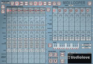HGSounds Midi Looper for Kontakt