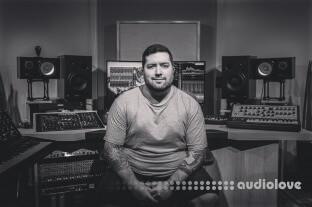 Andre Salata Mixagem para Música Eletrônica