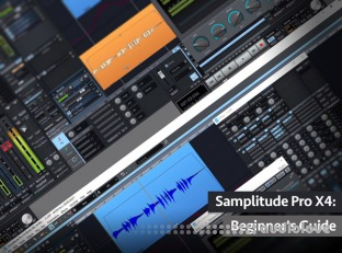 Groove3 Samplitude Pro X4 Beginners Guide