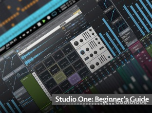 Groove3 Studio One Beginners Guide