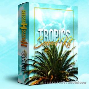 Nazz Muzik Tropics RnBass Sound Kit
