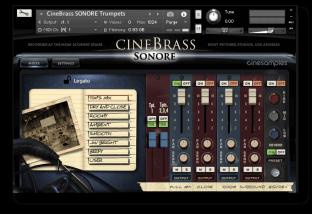Cinesamples CineBrass Sonore