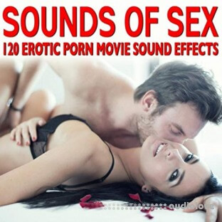 Pro Sound Effects Library Sounds of Sex 120 Erotic Porn Movie Sound Effects