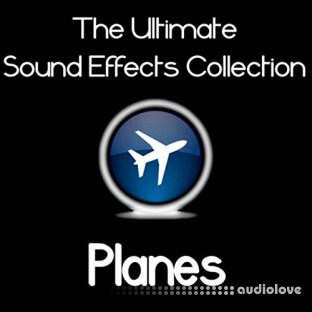 Pro Sound Effects Library Ultimate Sound Effects Collection (Planes)