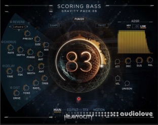 Heavyocity Scoring Bass