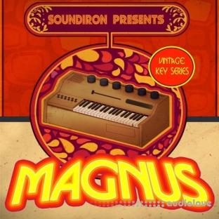 Soundiron Magnus Electric Chord Organ