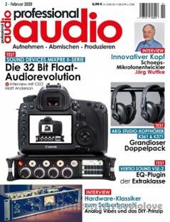 Professional Audio Februar 2020