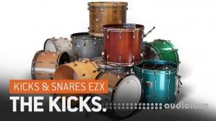 Toontrack Kicks and Snares EZX