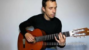 Udemy Fingerpicking guitar for beginners