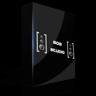 StudioPlug 808 Studio (HQ Mixed Drum Kit)