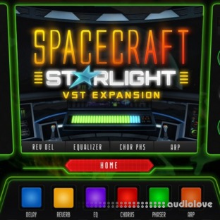 Industry Kits SpaceCraft StarLight Expansion