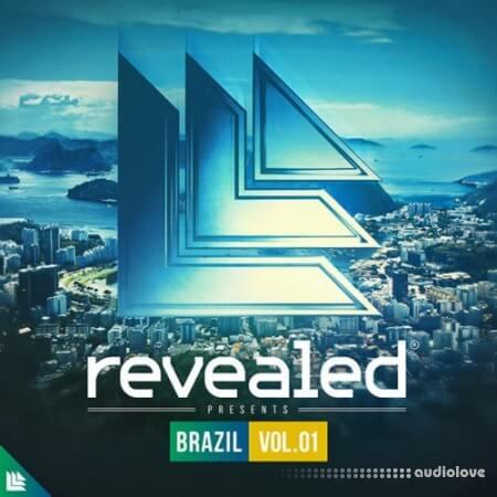 Alonso Sound Revealed Brazil Vol.1 Synth Presets