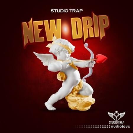 Studio Trap New Drip WAV MiDi