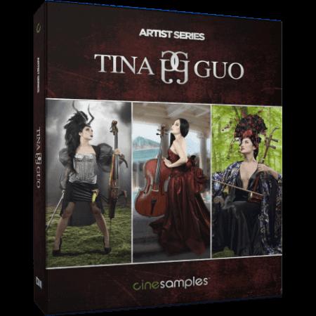 Cinesamples Artist Series Tina Guo v1.2 KONTAKT