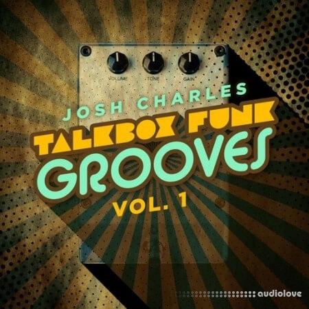 Josh Charles Talkbox Funk Grooves Vol.1 WAV