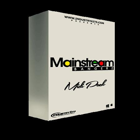 Industry Kits Industry Kits Mainstream Bangers MIDI Pack MiDi