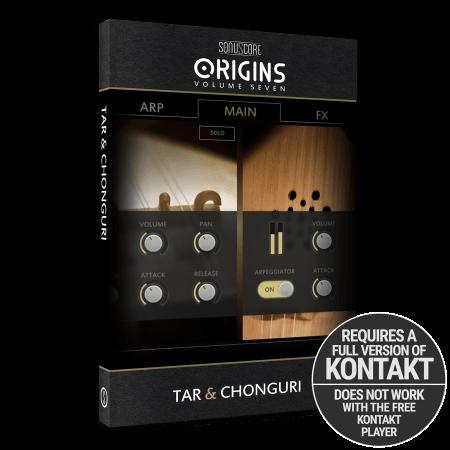 Sonuscore Origins Vol.7: Tar and Chonguri KONTAKT