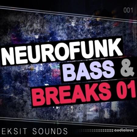 Eksit Sounds Neurofunk Bass and Breaks 1