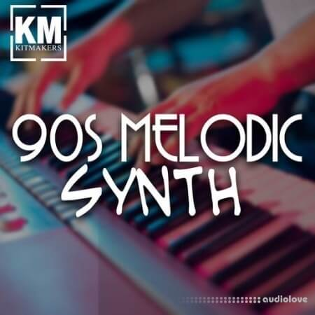 Kit Makers 90s Melodic Synth