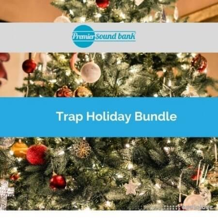 Premier Sound Bank Premier Trap Holiday Bundle WAV