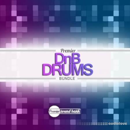 Premier Sound Bank Premier DnB Drums Bundle