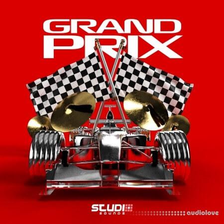 Studio Sounds Grand Prix (Midi Loop Pack) WAV MiDi