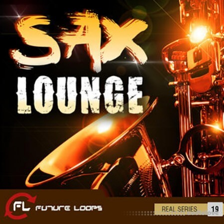 Future Loops Sax Lounge WAV REX