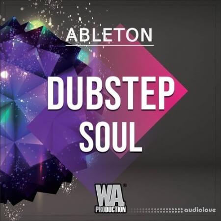 WA Production Dubstep Soul WAV MiDi Synth Presets DAW Templates