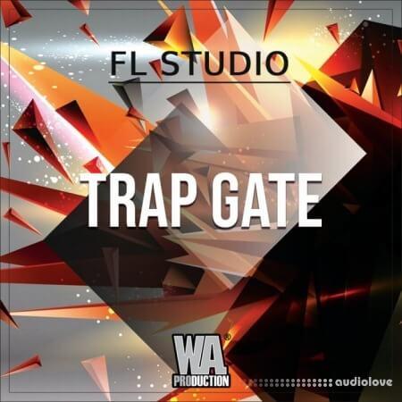 WA Production Trap Gate DAW Templates WAV MiDi Synth Presets