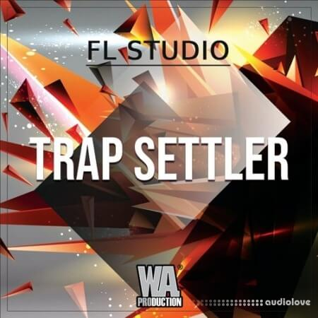 WA Production Trap Settler WAV MiDi Synth Presets DAW Templates