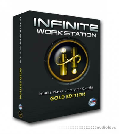 Sonic Reality Infinite Workstation Gold For Infinite Player KONTAKT