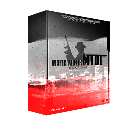 Industry Kits Mafia Muzik MIDI and Loop Pack