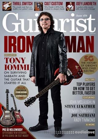 Guitarist - March 2020