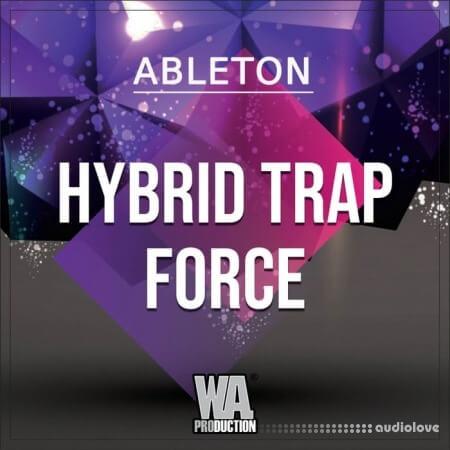 WA Production Hybrid Trap Force WAV MiDi Synth Presets DAW Templates