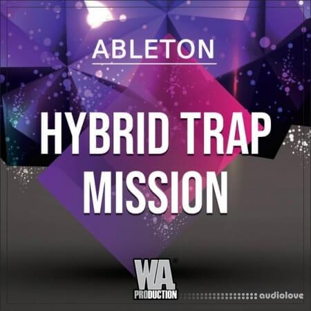 WA Production Hybrid Trap Mission WAV MiDi Synth Presets DAW Templates